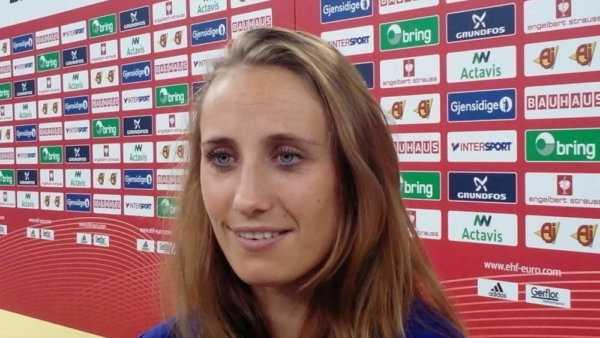 Handball EM 2014: Norwegen 6 oder Spanien 1 – Wer wird Champion? - Camilla Herrem (Norwegen) - Foto: SPORT4Final