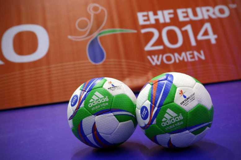 Handball-EM 2014: EHF-EURO-Ball - Foto: Uros Hocevar / EHF Media