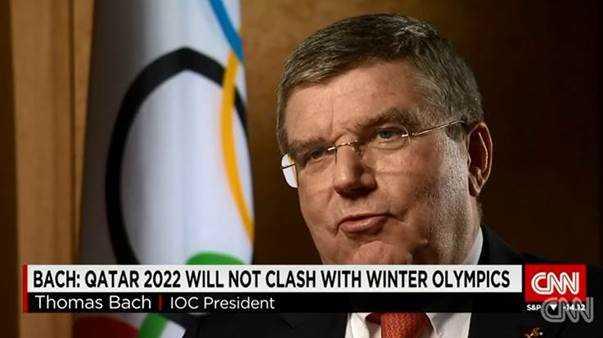 CNN: Interview mit IOC-Präsident Thomas Bach - Foto: CNN International