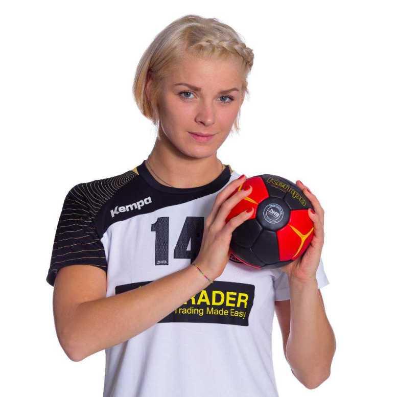HC Leipzig: Handball-EM 2014: Shenia Minevskaja - Foto: DHB/Sascha Klahn