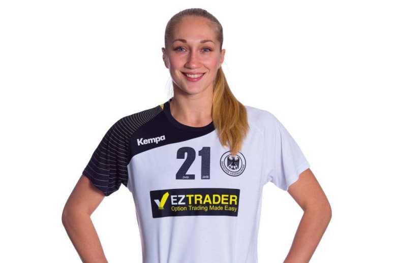 Handball-EM 2014: Nadja Nadgornaja mit 9 Toren - Foto: DHB/Sascha Klahn