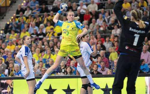 Handball: HC Leipzig ohne Saskia Lang in Skopje - Foto: Sebastian Brauner