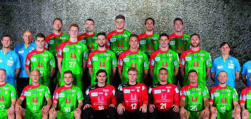 SC Magdeburg erhält Lehrstunde vom THW Kiel 1