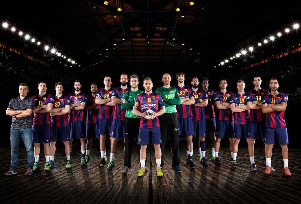Handball Champions League EHF Final4: FC Barcelona souveräner Sieger. THW Kiel nur Vierter 218