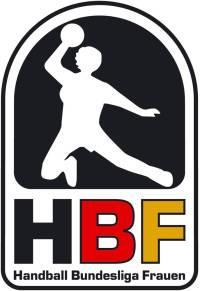 Handball Bundesliga Frauen: Bietigheim und Metzingen im EHF-Cup-Viertelfinale - HBF Logo