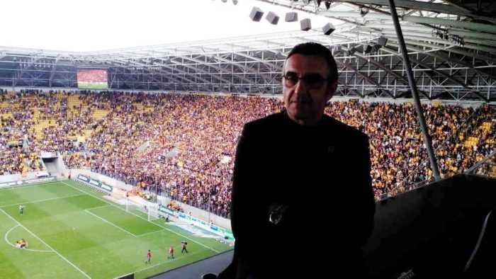 Dynamo Dresden: Ralf Minge - Foto: SPORT4Final