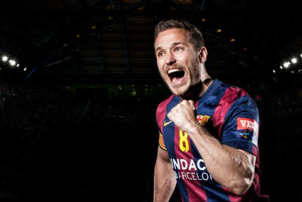 Handball Champions League EHF Final4: Victor Tomas (FC Barcelona) - Foto: EHF Media