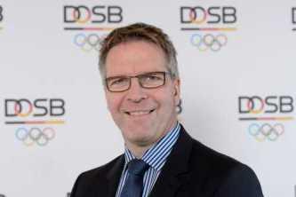Chef de Mission Dirk Schimmelpfennig - Foto: DOSB