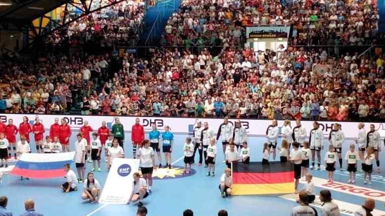 Handball-WM 2015: Deutschland nach WM-Play-off-Heim-Niederlage gegen Russland unter Zugzwang - Foto: SPORT4Final