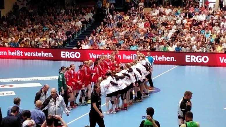"""Handball-WM 2015: Grit Jurack """"Es ist noch alles drin – ich gebe nicht auf!"""" - Foto: SPORT4Final"""