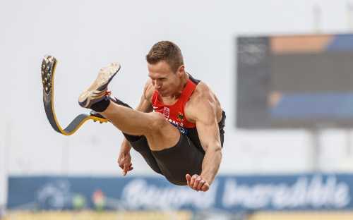 DBS: Leichtathletik-WM: Markus Rehm mit Fabel-Weltrekord - Marcus Hartmann, www.photo-hartmann.de