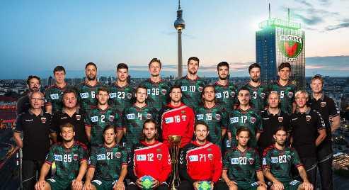 Füchse Berlin chancenlos beim THW Kiel - Foto: DKB-Handball-Bundesliga (http://www.dkb-handball-bundesliga.de)
