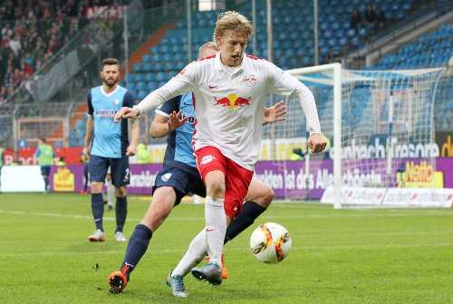 VfL Bochum vs. RasenBallsport Leipzig - Emil Forsberg (RB Leipzig) - Foto: GEPA pictures/Roger Petzsche