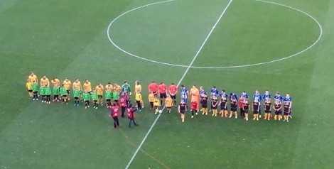 Dynamo Dresden bezwingt 1. FC Magdeburg beim Fußballfest der Superlative - Foto: SPORT4Final