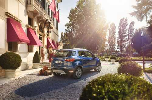 Ford EcoSport - Lifestyle-Komfort besonderer Klasse - Sponsored Video - Foto: Ford