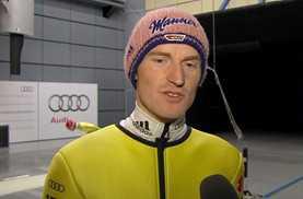 Severin Freund, Team-Olympiasieger, im Exklusiv-Interview - Foto: SID Marketing TV