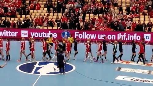 Handball WM 2015: Rumänien zerstört mit Klasseleistung Dänemarks Titel-Traum - Foto: SPORT4Final