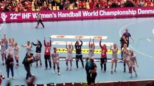 Handball WM 2015 Dänemark - Semifinale: Norwegen siegt gegen Rumänien im High-Performance-Thriller - Foto: SPORT4Final
