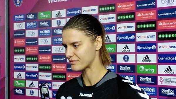 "Handball WM 2015 Dänemark: Katarina Bulatovic: ""Wir schaffen Rio 2016"" - Foto: SPORT4Final"