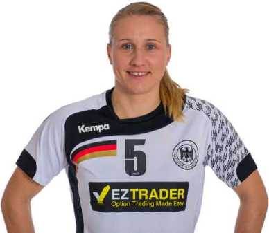 Handball: Saskia Lang - Foto: Sascha Klahn/DHB