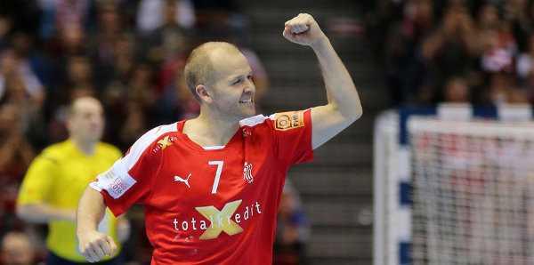 Handball Olympia-Qualifikation: Dänemark und Kroatien nach Rio 6