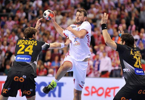 Handball EM 2016 Halbfinale: Spanien folgt Deutschland ins Finale - Foto: ZPRP / EHF