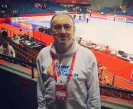 Handball EM 2016: SPORT4Final-Redakteur Frank Zepp in Wroclaw