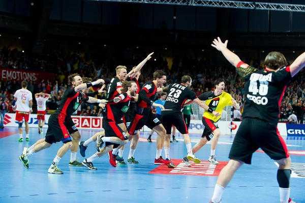handball halbfinale