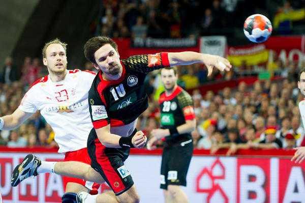 Handball EM 2016: Deutschland im Halbfinale gegen Norwegen - Foto: ZPRP / EHF