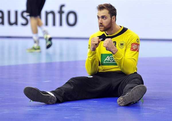 Andreas Wolff im Handball EM 2016 Finale: Deutschland begeisternder Europameister. Spanien deklassiert. Ein Wintermärchen! - Foto: ZPRP / EHF