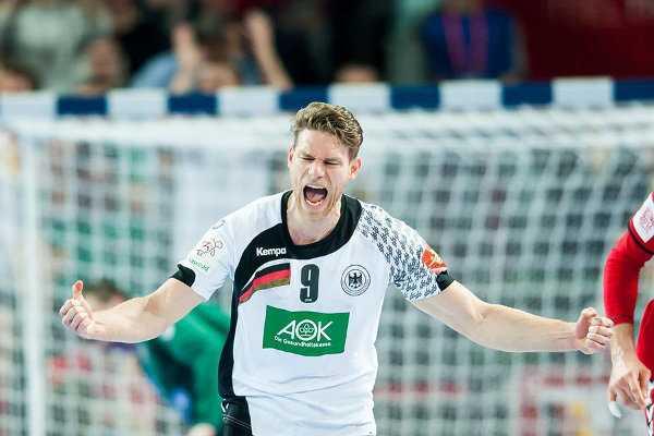Handball EM 2016: Deutschlands Weg ins Halbfinale - Tobias Reichmann - Foto: ZPRP / EHF