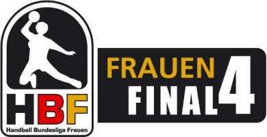 DHB-Pokal Final4 der Frauen 2017 in Bietigheim-Bissingen - HBF Final4 Logo