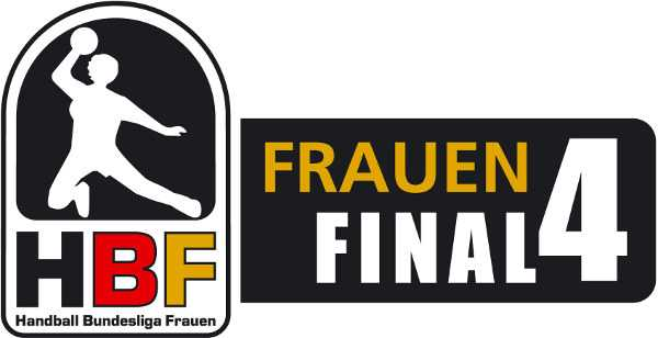 DHB-Pokal: Final4 der Frauen - HBF Final4 Logo