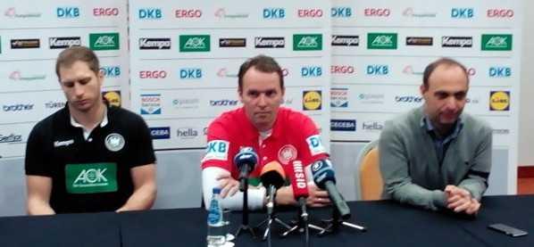 "Handball EM 2016: Bob Hanning ""Mannschaft hat vor den Großen keine Angst"" - Foto: SPORT4Final"