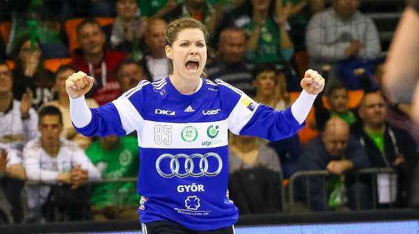 Handball Champions League: Győri Audi ETO KC bezwang Sävehof 181