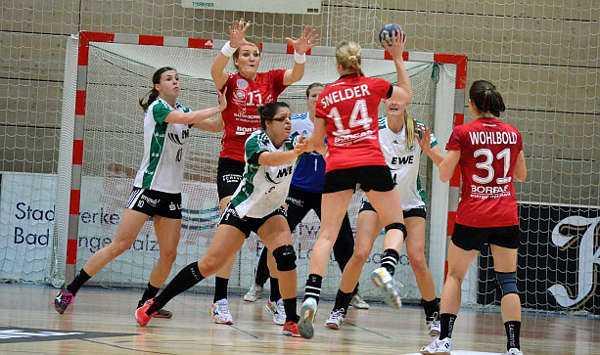 Thüringer HC nach Oldenburg-Sieg wieder Liga-Spitzenreiter - Foto: Thüringer HC