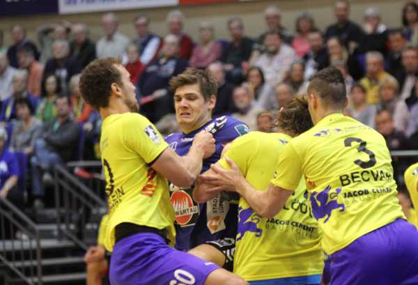 HC Empor Rostock mit Derbysieg in Bad Schwartau - Foto: HC Empor Rostock