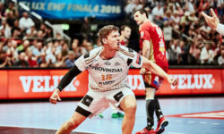 THW Kiel unterlag PGE Vive Kielce in Handball Champions League