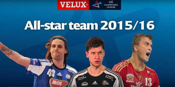 Handball VELUX EHF FINAL4 - Videos: All-Star-Team und mehr - Foto: EHF Media / EHFTV