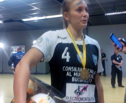 "Handball EHF Final4: Isabelle Gullden im SPORT4Final-Interview ""Mein Traum gewesen"""