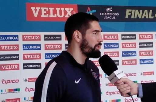 Handball VELUX EHF FINAL4: All-Star-Team 2015/2016 - Nikola Karabatic - Foto: SPORT4FINAL