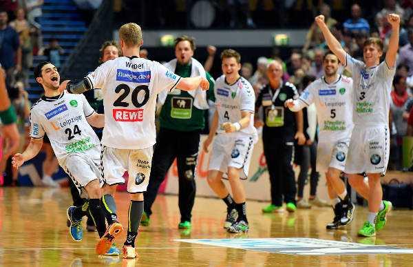SC DHfK Leipzig mit A-Jugend-Meistertitel und Wetzlar-Sieg zum Saisonabschluss - Foto: Rainer Justen