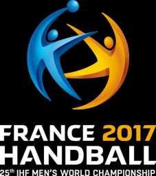 Handball WM 2017 Frankreich - Logo