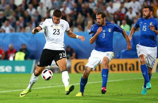Fussball EM 2016 Kommentar: Team Deutschland korrigierte Löws taktische Aufstellungs-Zockerei 1