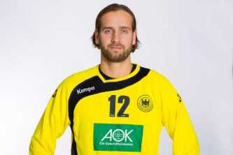 Handball: Silvio Heinevetter für Deutschland - Foto: Sascha Klahn/DHB
