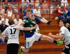 SC DHfK Leipzig im Achtelfinale des DHB-Pokals - Foto: Rainer Justen