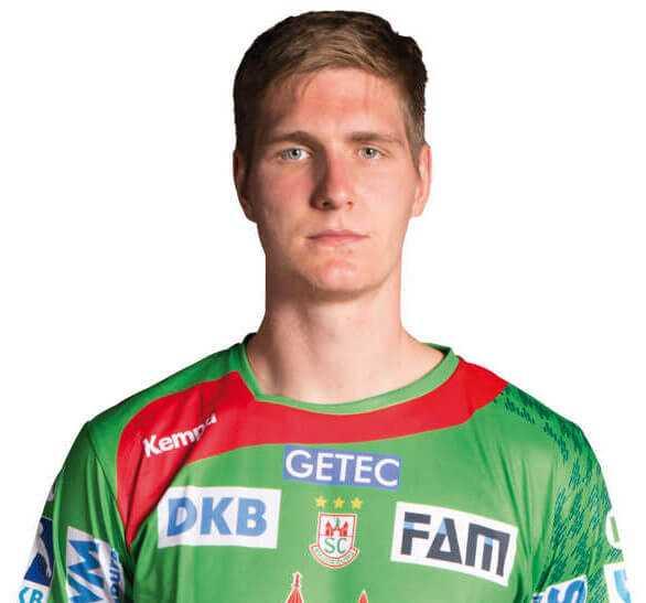 SC Magdeburg: Finn Lemke verlässt SCM auf eigenen Wunsch 2017 - Foto: SC Magdeburg