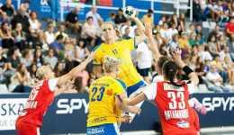 HC Leipzig empfängt Astrachan in Handball Champions League – Die Vorentscheidung