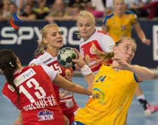 HC Leipzig - Luisa Sturm (24) - Foto: Sebastian Brauner