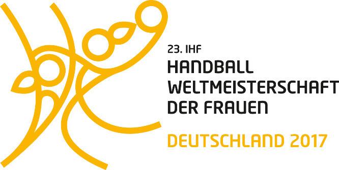 Handball WM 2017 Deutschland - Logo